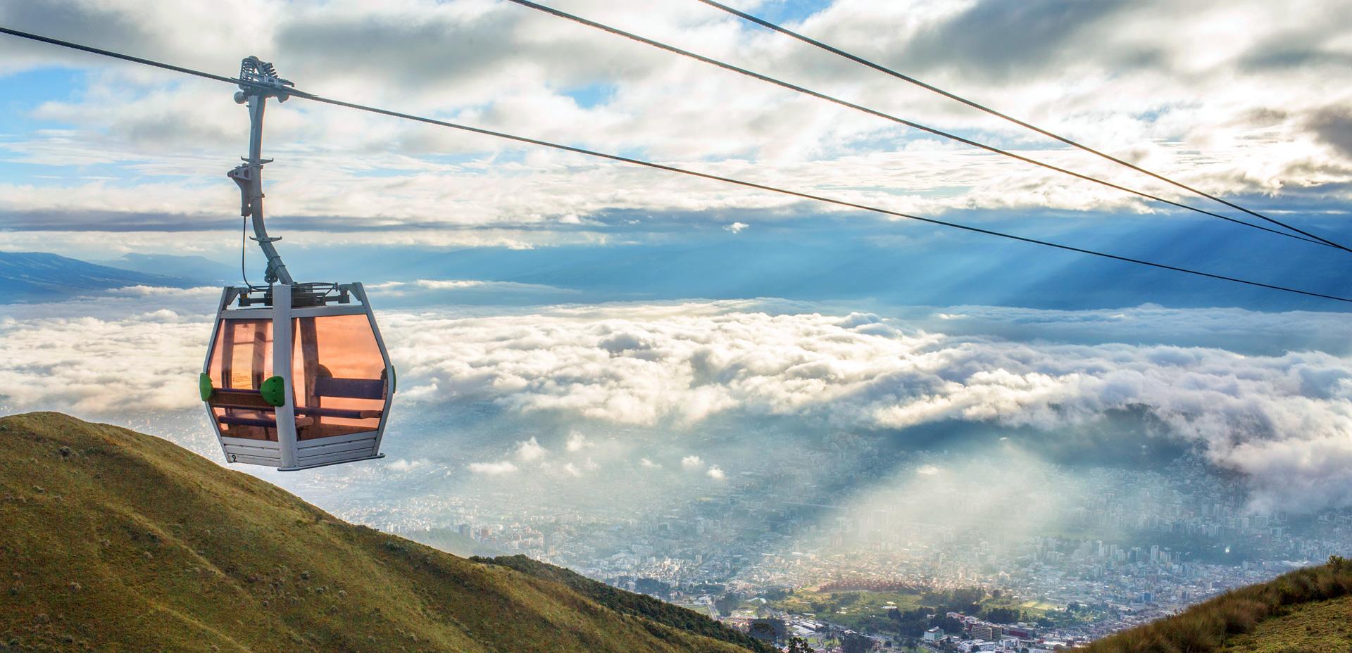 Teleferico Quito | Una experiencia por todo lo alto